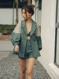 Look Fashion, Runway Fashion, Womens Fashion, Fashion Design, Fashion Trends, Stylish Outfits, Cute Outfits, Beautiful Outfits, Mode Kimono