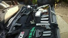 Survival gear..
