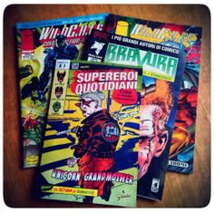 Supereroi Quotidiani n. 1 (Unicorn Grandmother)