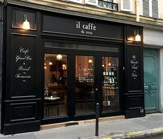 PARIS : Il Caffé Da Rosa - 15 rue Basfroi 75011. Ouvert le lundi matin et Du mardi au vendredi : 8h30 – 17h30 Samedi : 10h – 18h En prenant le contrepied de la tendance des coffee shop anglo-saxons, Il Caffé Da Rosa propose une gamme de pâtisseries méditerranéennes – Italie et Portugal en tête – mais aussi une gamme salée pour le déjeuner avec des focaccias fait maison appétissantes (et vraiment trop mignonnes accessoirement). Mais Da Rosa n'est pas seulement un coffee shop,