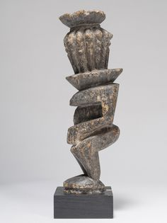 EARTH SCULPTURE: AFRICAN COLLECTION AT THE MENIL, HOUSTON