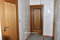 Drzwi wewnętrzne - realizacja