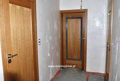 Drzwi wewnętrzne - realizacja Armoire, Tall Cabinet Storage, Furniture, Home Decor, Clothes Stand, Homemade Home Decor, Closet, Home Furnishings, Decoration Home