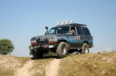 Toyota Land Cruiser 1987 for sale in Islamabad. Price Rs. 790000 , $8368 only.