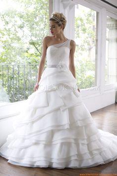 Robe de mariée Moonlight H1215 Spring 2013