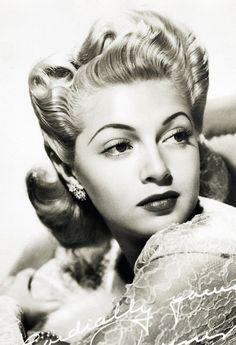 Lana Turner <3 1940's