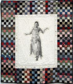 """""""Bessie's Quilt"""" by Susan Lenz, part of McKissick Museum's """"If You Miss Me at the Back of the Bus"""" exhibit through Sept. 20.  Read more here: http://www.thestate.com/2013/06/23/2827927/arts-planner.html#storylink=cpy"""