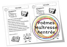 Dossier de poèmes pour faire son choix avant septembre, et se renouveler !