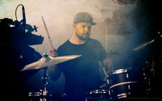 Royal Blood playing Grand Mix de Tourcoing in Lille. Photos by Emmanuel Poteau.