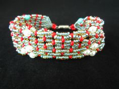Spider Web Bracelet by でれでれ DereDere Jewellery