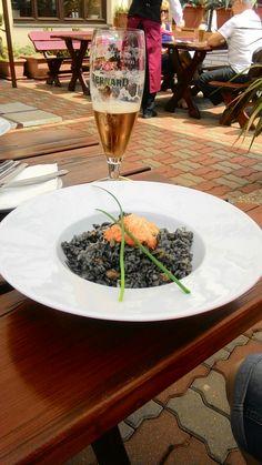 Sepiove rizoto s plody moře