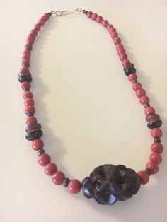 A personal favorite from my Etsy shop https://www.etsy.com/listing/220825152/southwestern-red-orange-coral-beaded