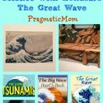 Connecting Art and Science with Hokusai's The Great Wave :: PragmaticMom Debussy La Mer, Arts Integration, Artist Biography, Japanese Prints, Book Images, Chapter Books, Fish Art, Museum Of Fine Arts, Elementary Art