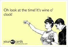 Wine:)
