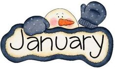 January Things | January