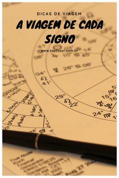 A viagem de cada signo. Saiba que destino combina com a sua personalidade. #dicasdeviagem #signoseviagem