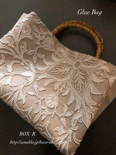 22 Self-Care and Wellness Gift Ideas - Emilia Lace Bag, Diy Bags Purses, Coin Purses, Embroidery Bags, Jute Bags, Leather Books, Beaded Bags, Denim Bag, Fabric Bags