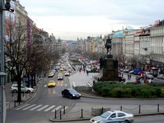 Wenceslas Square (photo by lostajy on flickr) - Things to Do in Prague - The Trusted Traveller