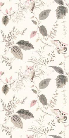 Owlish wallpaper design by Kate Spade. wallpaper design Owlish by Kate Spade - Blush - Wallpaper : Wallpaper Direct Kate Spade Wallpaper, Blush Wallpaper, Wallpaper Free, Wallpaper Direct, Screen Wallpaper, Pattern Wallpaper, Wallpaper Quotes, Background Macbook, Iphone Background Wallpaper