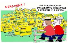 Viva o povo brasileiro | Humor Político