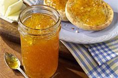 SURE.JELL Orange Marmalade Recipe - Kraft Recipes - So easy & not a lot of ingredients... Awesomeness all the way :)
