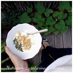 À mesa com Catarina Soares de Oliveira | Nutrição com Sabor