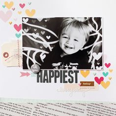 The Happiest by KellyNoel at Studio Calico