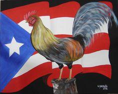 Nuestro Orgullo  ( Our Pride )  by Gloria E Barreto-Rodriguez