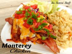 50 More Chicken Breast Recipes from Six Sisters' Stuff | Six Sisters' Stuff