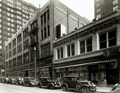 Five and dime stores history image shows a five and dime Five and dime stores history