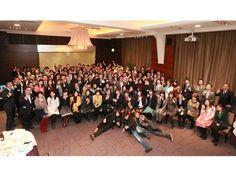 姫路でフェイスブック交流会-「出会い」キーワードに120人集まる