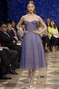 Haute Couture Automne-Hiver 2012-2013|Christian Dior