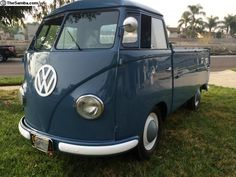 '54 VW Barndoor Single Cab Truck