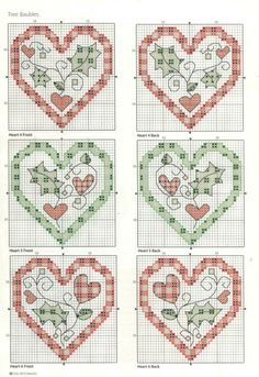 Gallery.ru / Фото #62 - Cross Stitch Favourites 2014 Christmas - ivanivo