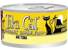 Tiki Cat Hawaiian Grill Ahi Tuna Canned Cat Food