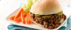 Put a sassy spin on classic Sloppy Joes, a childhood comfort food favorite!