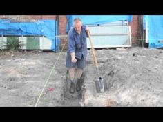 House footings - YouTube