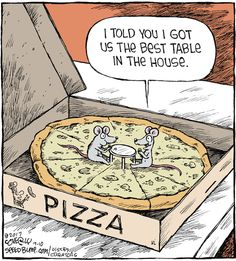 """Dave Coverly, the creative mind behind this one-panel comic strip, says Speed Bump depicts the """"movie of life. Cartoon Jokes, Funny Cartoons, Funny Comics, Smiles And Laughs, Just For Laughs, Funny Quotes, Funny Memes, Hilarious, Tgif Funny"""