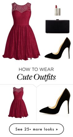 """""""Date Outfit #7"""" by indiegopearl on Polyvore featuring Ilia"""