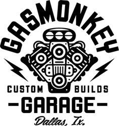 Pin By Robert Vincent On Gas Monkey Garage Pinterest