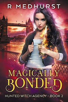 Magically Bonded: An Urban Fantasy Novel (Hunted Witch Ag... https://www.amazon.com/dp/B077LVDZVQ/ref=cm_sw_r_pi_dp_U_x_F8lwAbHB5W9KX