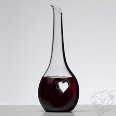 Riedel Black Tie Bliss Wine Decanter at Wine Enthusiast