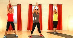 CrossFit Workout From Jessica Alba& Trainer! CrossFit Workout From Jessica Albas Trainer! Crossfit Video, Kettlebell Workout Video, Dumbbell Workout, Ayurveda, Get Thin, Sup Yoga, 10 Minute Workout, Weekend Workout, The Bikini