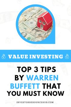 Get the most out of your value investing strategy with advice from the best in the business himself, Warren Buffett. #business #trading #finance #investing
