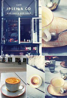 Café Ipsen & Co. -- Gammel Kongevej 108, Frederiksberg #Copenhagen  MY TIPS AND GOOGLE MAP: http://nonsolofood.com/my-map-copenhagen/