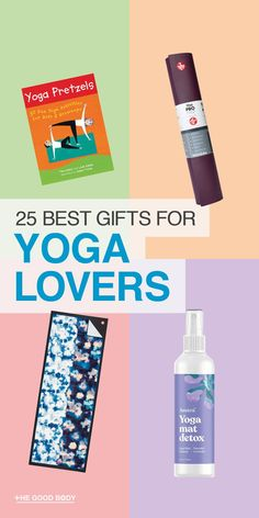 Looking for fitness gifts for the yoga lovers? We have compiled the best gift ideas for yoga lovers everywhere! Perfect for holiday gift giving or any time of year! #Yoga #GiftGuide #HealthyLiving yoga poses for beginners YOGA POSES FOR BEGINNERS | IN.PINTEREST.COM HEALTH EDUCRATSWEB