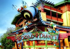 World of Disney disney