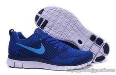 on sale b809b 8a4a7 ... coupon code for mens nike free flyknit 5.0 running shoes blue d8226  ec2a3