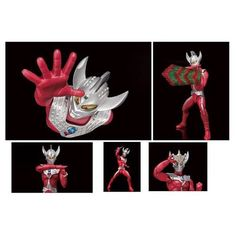 BLOG DOS BRINQUEDOS: Ultraman Taro Ultra-Act Action Figure
