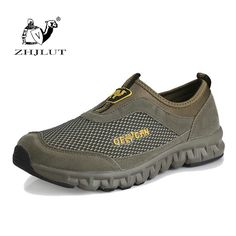 New Brand Men Outdoor Hard Count Light Breathable Running Shoes Men Athletic Running Sports Sneakers High Quality Soft Shoes